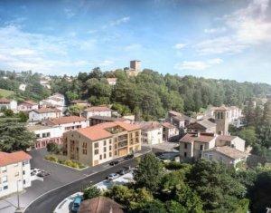 Achat / Vente immobilier neuf Albigny-sur-Saône en plein cœur de ville (69250) - Réf. 5354
