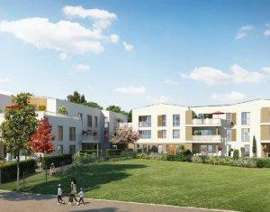 Achat / Vente immobilier neuf Arnas quartier des Prés du Marverand (69400) - Réf. 4936