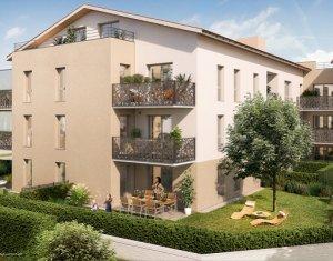 Achat / Vente immobilier neuf Brignais cœur de ville (69530) - Réf. 3438