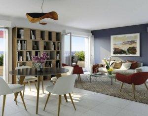 Achat / Vente immobilier neuf Bron à 300m du tramway Hôtel de Ville (69500) - Réf. 5593
