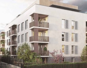 Achat / Vente immobilier neuf Bron quartier Terraillon proche T5 (69500) - Réf. 6258