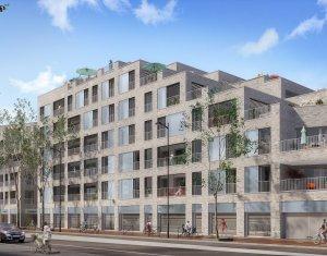 Achat / Vente immobilier neuf Caluire-et-Cuire à deux pas du métro C (69300) - Réf. 3991