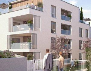 Achat / Vente immobilier neuf Champagne-au-Mont-d'Or proche toutes commodités (69410) - Réf. 5879