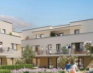 Achat / Vente immobilier neuf Charbonnière-les-Bains proche des commerces (69260) - Réf. 4374