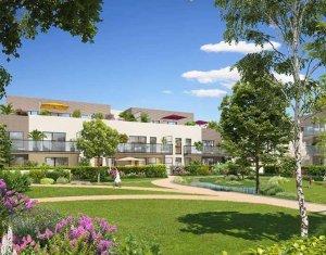 Achat / Vente immobilier neuf Charbonnières-les-Bains proche de Lyon (69260) - Réf. 3372