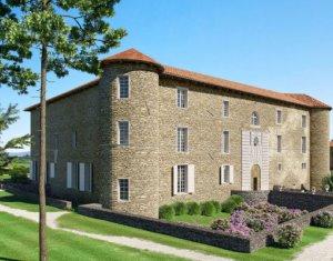 Achat / Vente immobilier neuf Chassagny commune de Beauvallon (69700) - Réf. 5575