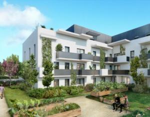 Achat / Vente immobilier neuf Chassieu proche des commodités (69680) - Réf. 5283