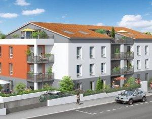 Achat / Vente immobilier neuf Craponne à 500 mètres de la place Marie-Andrée Perrin (69290) - Réf. 1041