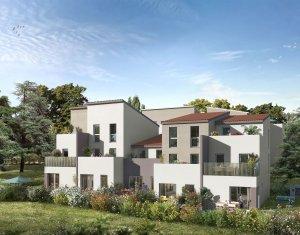 Achat / Vente immobilier neuf Craponne centre proche TCL (69290) - Réf. 6335