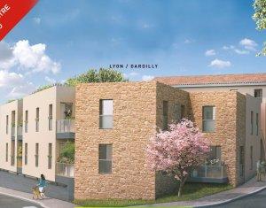 Achat / Vente immobilier neuf Dardilly quartier calme et résidentiel (69570) - Réf. 2686