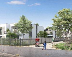 Achat / Vente immobilier neuf Décines-Charpieu proche tramway T3 (69150) - Réf. 3358