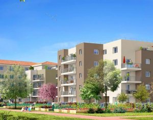 Achat / Vente immobilier neuf Ecully proche centre (69130) - Réf. 1370