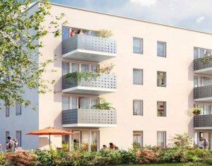 Achat / Vente immobilier neuf Feyzin centre du village (69320) - Réf. 700