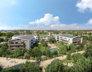 Achat / Vente immobilier neuf Feyzin résidence seniors proche Parc de l'Europe (69320) - Réf. 6321