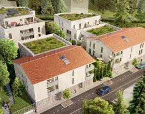 Achat / Vente immobilier neuf Fontaines-Saint-Martin proche Lyon (69270) - Réf. 3191