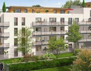 Achat / Vente immobilier neuf Francheville proche parc du Grillon (69340) - Réf. 1427