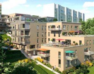 Achat / Vente immobilier neuf La Mulatière proche commodités (69350) - Réf. 443