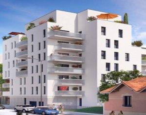 Achat / Vente immobilier neuf Lyon 08 proche Université Jean Moulin (69008) - Réf. 2785
