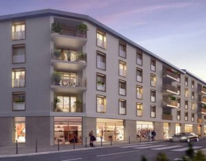 Achat / Vente immobilier neuf Lyon 09 à 2min du métro D Valmy (69009) - Réf. 5485