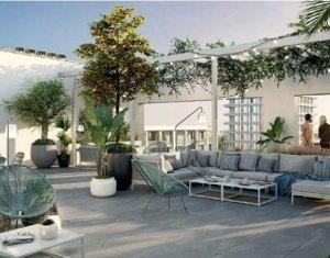 Achat / Vente immobilier neuf Lyon 2 Confluence-Montrochet (69002) - Réf. 5036