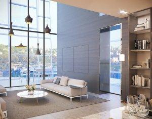 Achat / Vente immobilier neuf Lyon 2 secteur de la Confluence (69002) - Réf. 1572