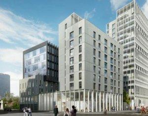 Achat / Vente immobilier neuf Lyon 3 proche centre-commercial la Part Dieu (69003) - Réf. 2029