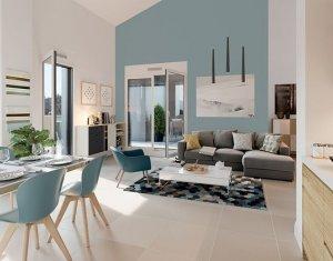 Achat / Vente immobilier neuf Lyon 5 quartier du Point-du-Jour (69005) - Réf. 2230