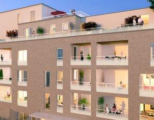 Achat / Vente immobilier neuf Lyon 5 quartier le Point du Jour (69005) - Réf. 1880