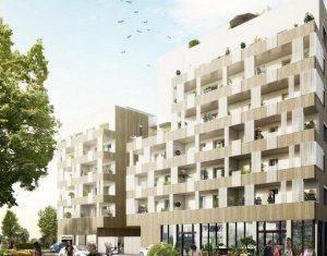 Achat / Vente immobilier neuf Lyon 8 secteur Mermoz proche transports (69008) - Réf. 1368