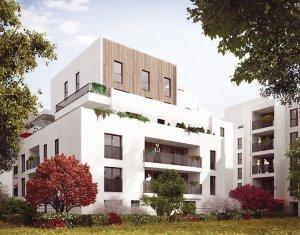 Achat / Vente immobilier neuf Lyon 8e proche parc du Clos Layat (69008) - Réf. 319