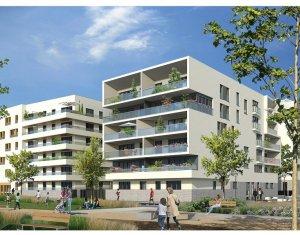 Achat / Vente immobilier neuf Lyon 9 proche quais de Saône (69009) - Réf. 293