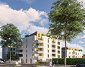 Achat / Vente immobilier neuf Lyon à 500 mètres du tramway T4 (69008) - Réf. 3887