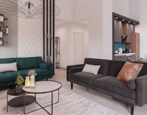 Achat / Vente immobilier neuf Lyon au coeur du quartier Point du Jour - Aqueducts (69005) - Réf. 4276