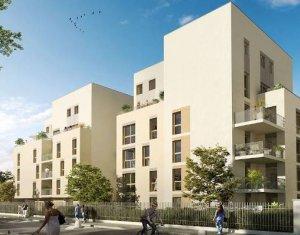 Achat / Vente immobilier neuf Lyon quartier Audibert-Moulin à vent (69008) - Réf. 4138