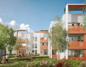 Achat / Vente immobilier neuf Meyzieu proche centre-ville (69330) - Réf. 2225