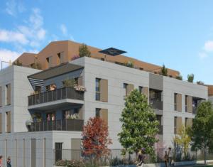 Achat / Vente immobilier neuf Neuville-sur-Saône proche parc d'Ombreval (69250) - Réf. 5508