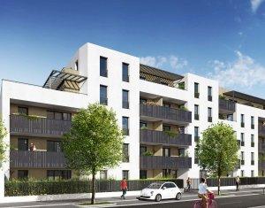Achat / Vente immobilier neuf Oullins dans quartier résidentiel (69600) - Réf. 2006