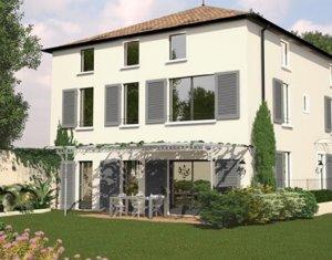 Achat / Vente immobilier neuf Pusignan proche rue de l'égalité (69330) - Réf. 1428