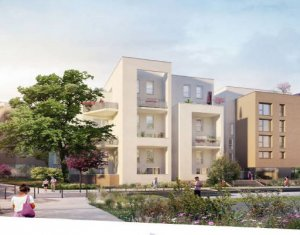Achat / Vente immobilier neuf Rillieux-la-Pape proche centre-ville (69140) - Réf. 4950