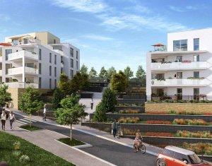 Achat / Vente immobilier neuf Saint-Didier-au-Mont-d'Or face au parc du collège Fromente (69370) - Réf. 1942