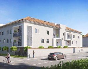 Achat / Vente immobilier neuf Saint-Laurent-de-Mure proche des commodités (69720) - Réf. 306
