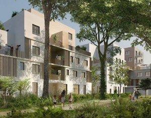 Achat / Vente immobilier neuf Saint-Priest à 240 mètres du tramway T2 (69800) - Réf. 3855