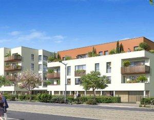 Achat / Vente immobilier neuf Saint-Priest à 3 min à pied du tramway T2 (69800) - Réf. 5497