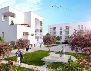 Achat / Vente immobilier neuf Saint-Priest entre gare et tramway (69800) - Réf. 1037