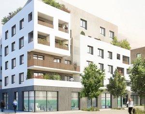Achat / Vente immobilier neuf Saint-Priest proche centre (69800) - Réf. 1795
