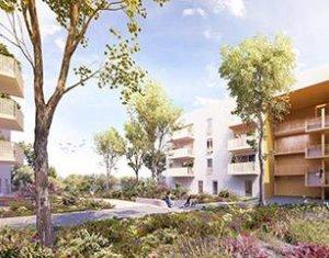Achat / Vente immobilier neuf Saint-Priest proche parc de Parilly (69800) - Réf. 3670