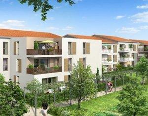 Achat / Vente immobilier neuf Saint-Priest quartier de Ménival (69800) - Réf. 1311
