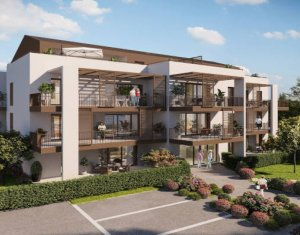 Achat / Vente immobilier neuf Sathonay-Camp centre (69580) - Réf. 5763