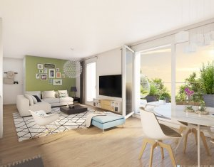 Achat / Vente immobilier neuf Sathonay-Camp quartier Castellane (69580) - Réf. 794