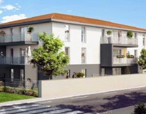 Achat / Vente immobilier neuf Taluyers 20 minutes de Lyon (69440) - Réf. 874